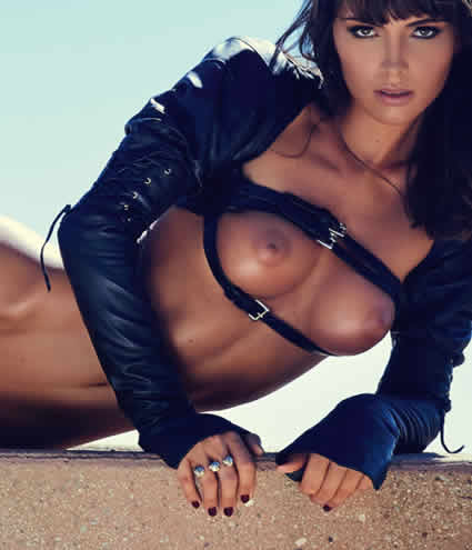 playboy playmate brittny ward brunnette nude model