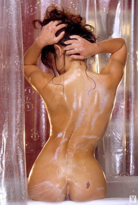 jodi ann paterson playmate of the year nude shower pics