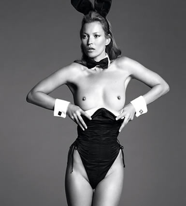 playboy Celebrities kate moss