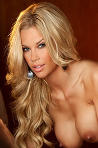 plaboy busty blonde nude model and playboy playboy july 2011 jessa hinton